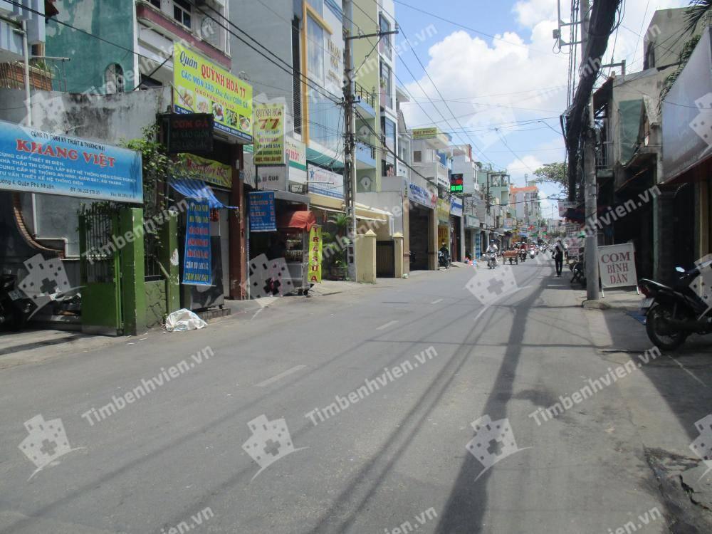 Trạm Y Tế Phường 5 Quận Phú Nhuận
