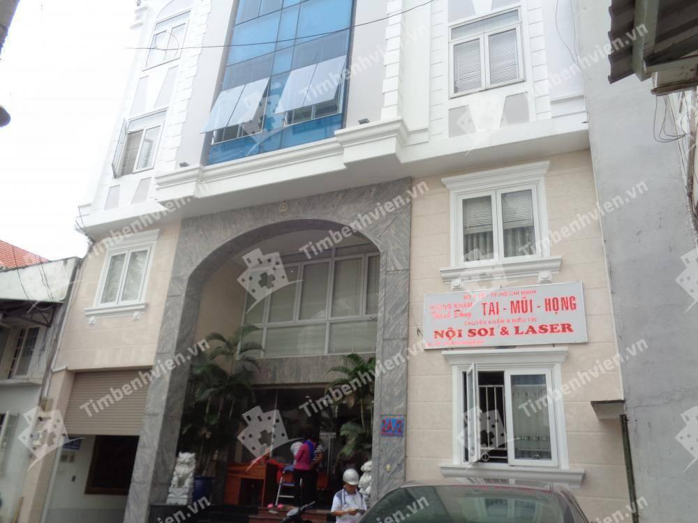 Phòng Khám Thành Đông - Cổng chính