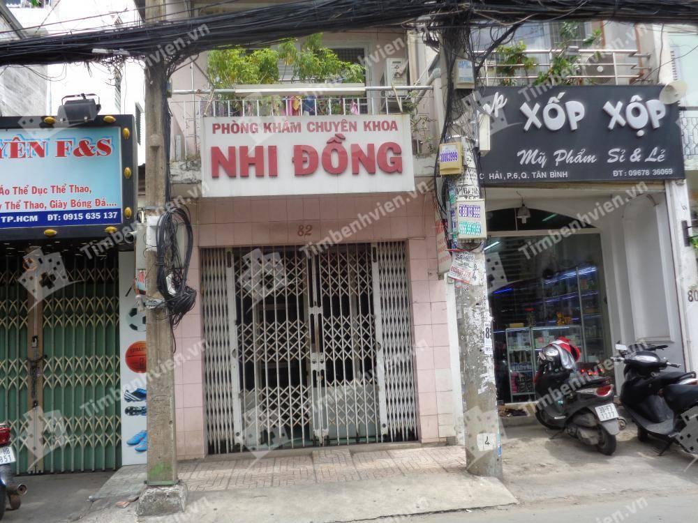 Phòng khám chuyên khoa Nhi - BS Hoàng Ngọc Dung