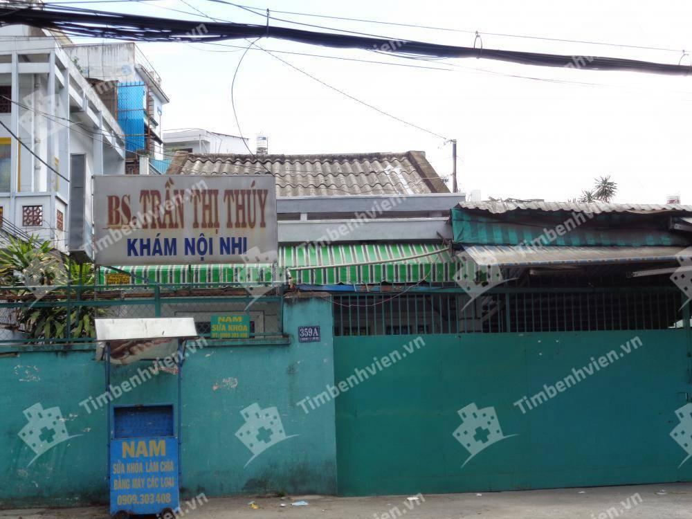 Phòng khám chuyên khoa Nhi - BS. Trần Thị Thúy