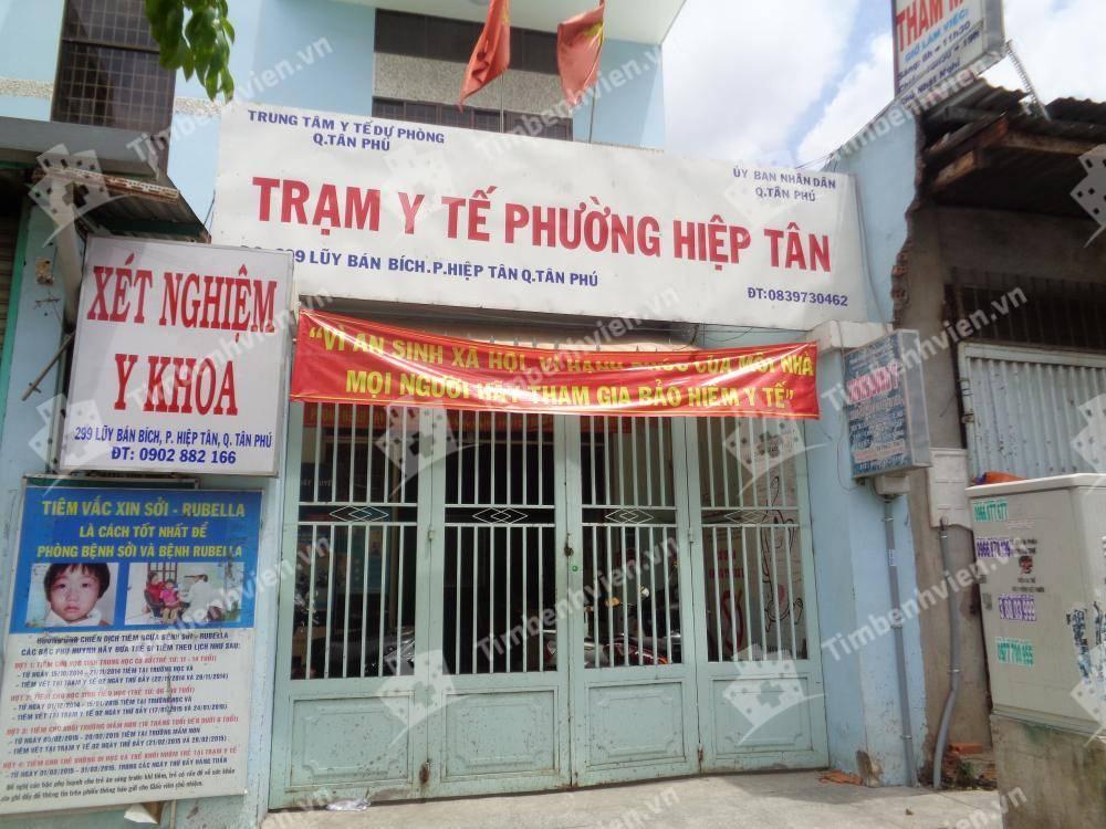 Trạm Y Tế Phường Hiệp Tân Quận Tân Phú