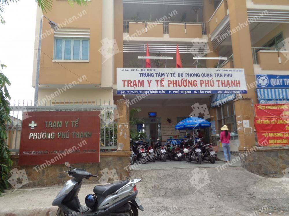 Trạm Y Tế Phường Phú Thạnh Quận Tân Phú