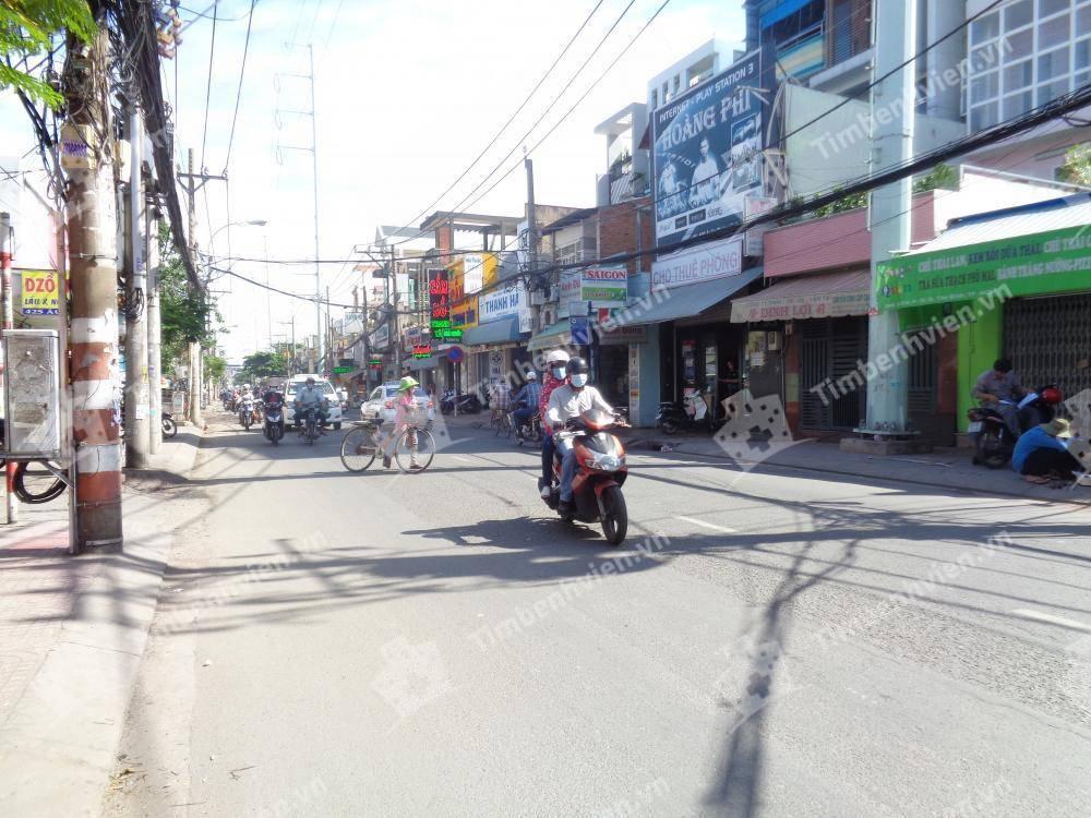 Trạm Y Tế Phường Phú Trung Quận Tân Phú