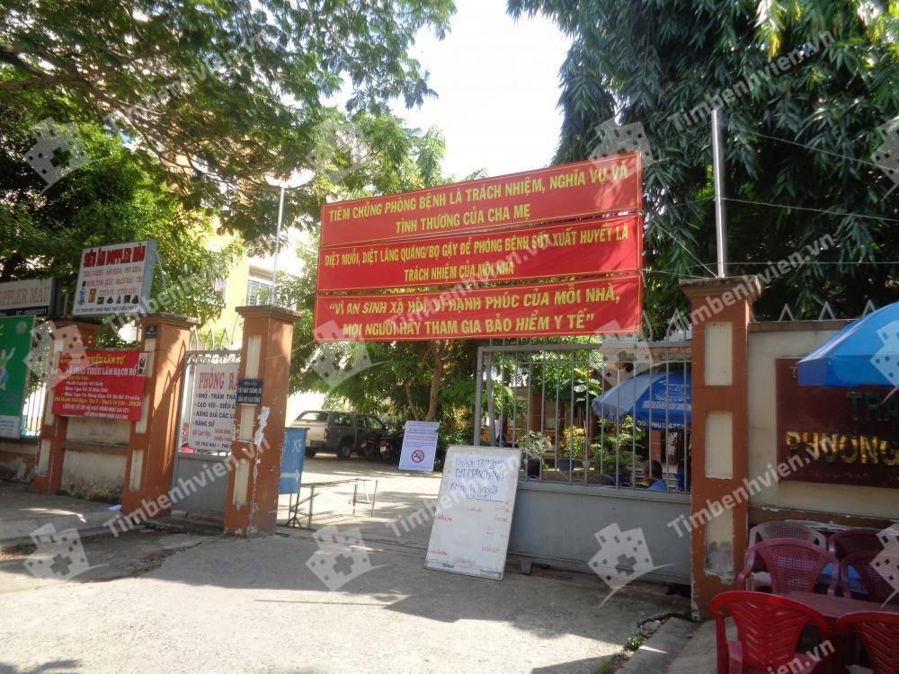 Trạm Y Tế Phường Tân Thành Quận Tân Phú
