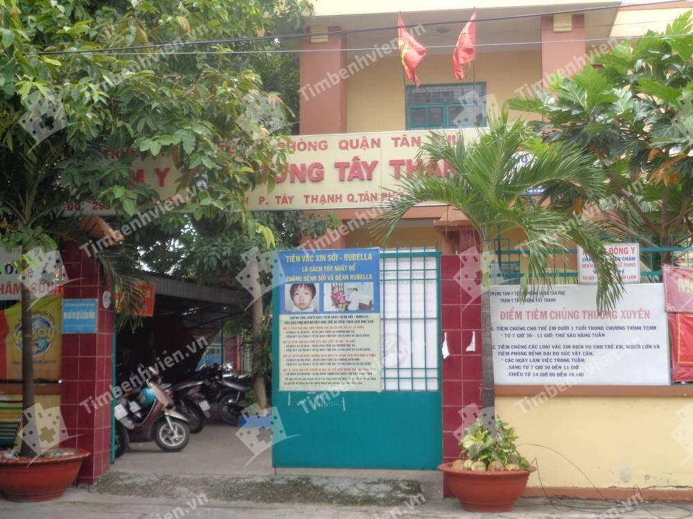 Trạm Y Tế Phường Tây Thạnh Quận Tân Phú