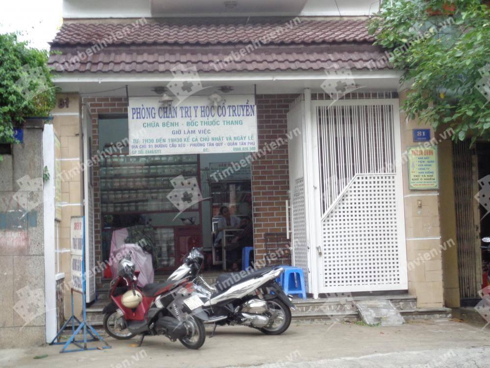Phòng Khám Y Học Cổ Truyền