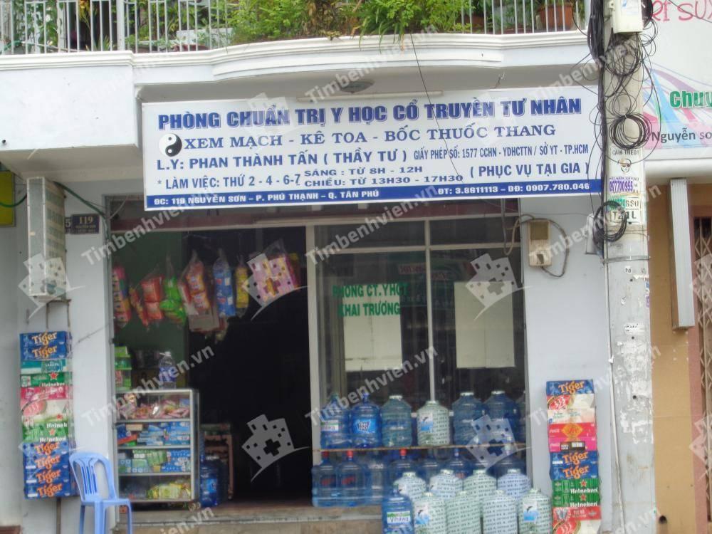Phòng Chẩn Trị Y Học Cổ Truyền Dân Tộc - Lương Y Phan Thành Tấn
