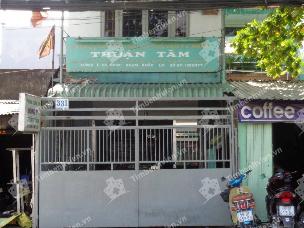 Phòng Khám Y Học Cổ Truyền Thuận Tâm