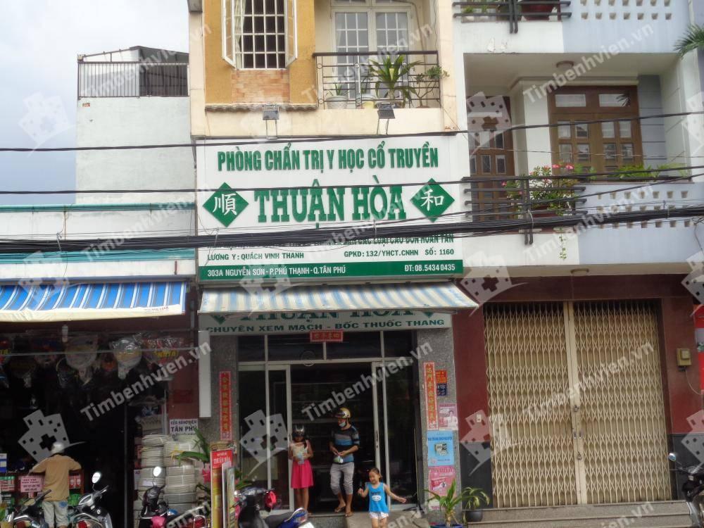 Phòng Chẩn Trị Y Học Cổ Truyền Thuận Hòa Đường