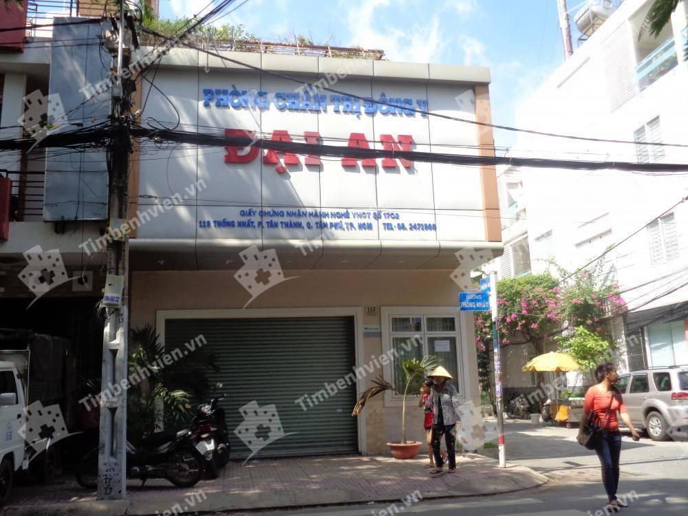 Phòng Chẩn Trị Đông Y Đại An