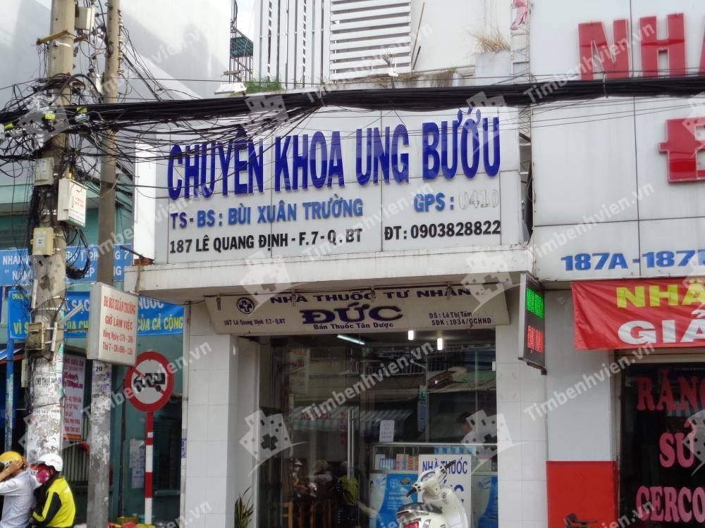 Phòng khám chuyên khoa Ung Bướu - BS. Bùi Xuân Trường