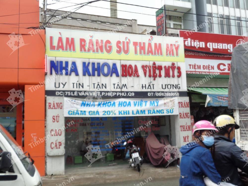Nha Khoa Hoa Việt Mỹ 3