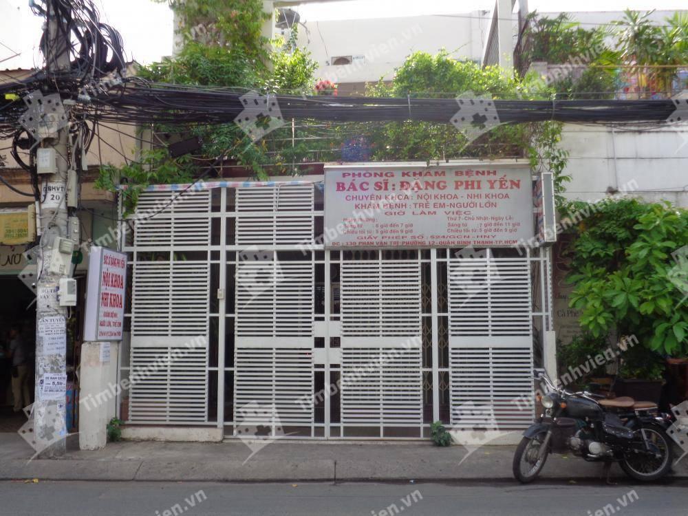 Phòng khám chuyên khoa Nhi - BS. Đặng Phi Yến