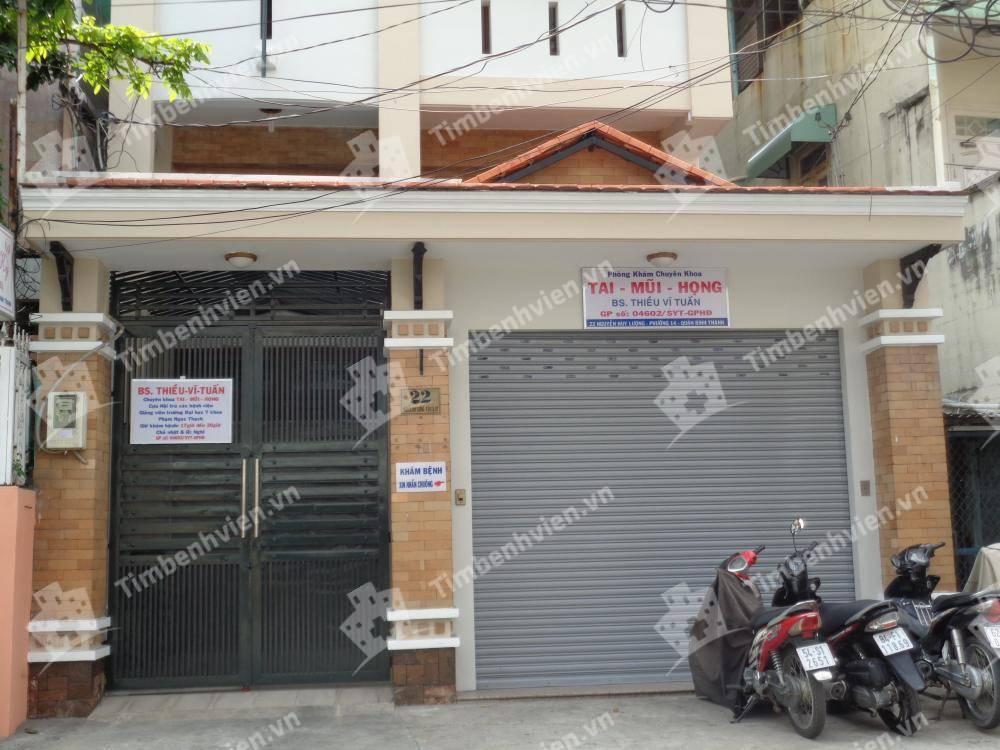 Phòng Khám Chuyên Khoa Tai Mũi Họng - BS. Thiều Vĩ Tuấn