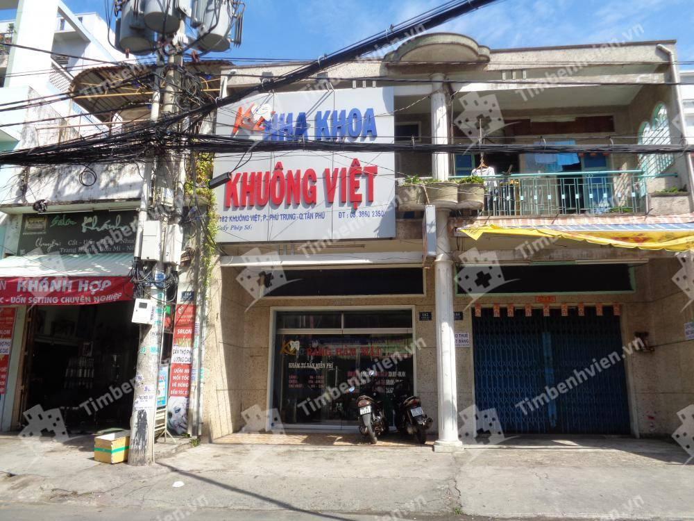 Nha Khoa Khuông Việt