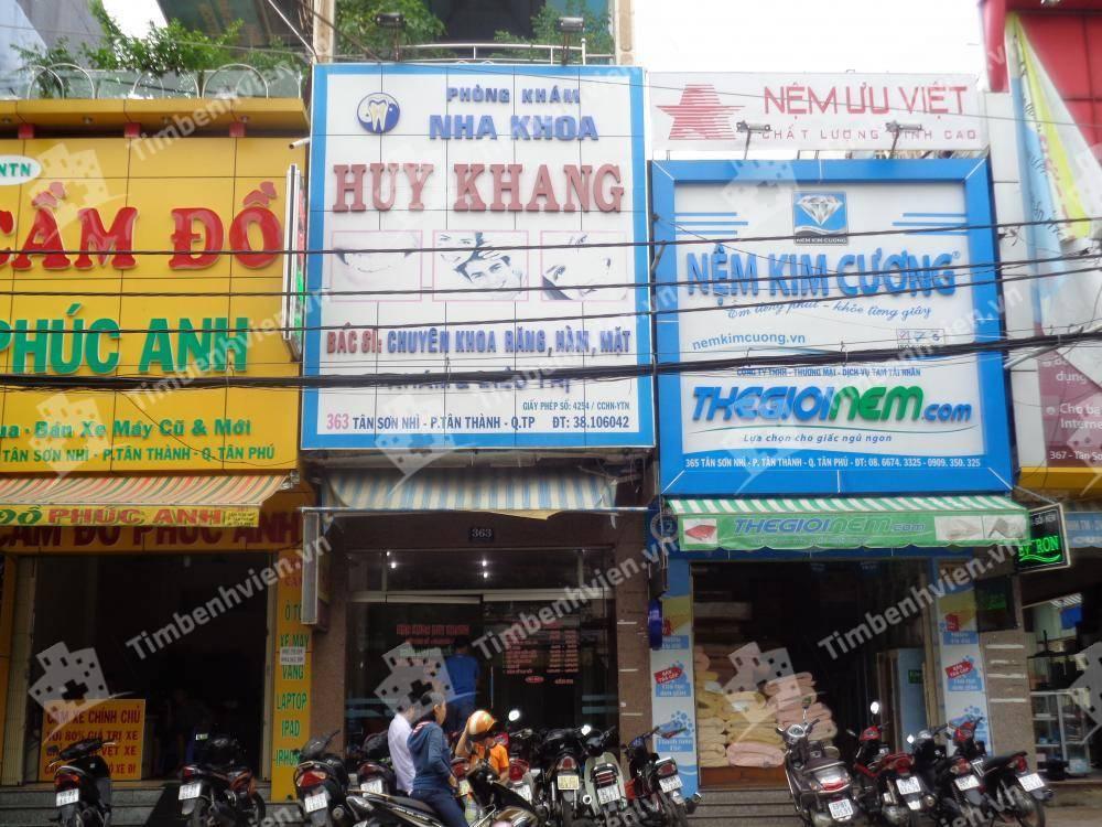 Nha Khoa Huy Khang