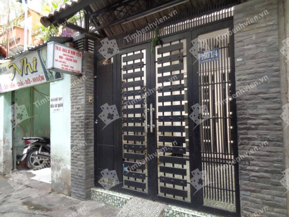 Phòng Khám Chuyên Khoa Nội Tổng Hợp - BS. Kim Yến