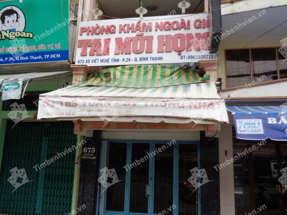 Phòng Khám Chuyên Khoa Tai Mũi Họng - BS. Hồ Quốc Tuấn