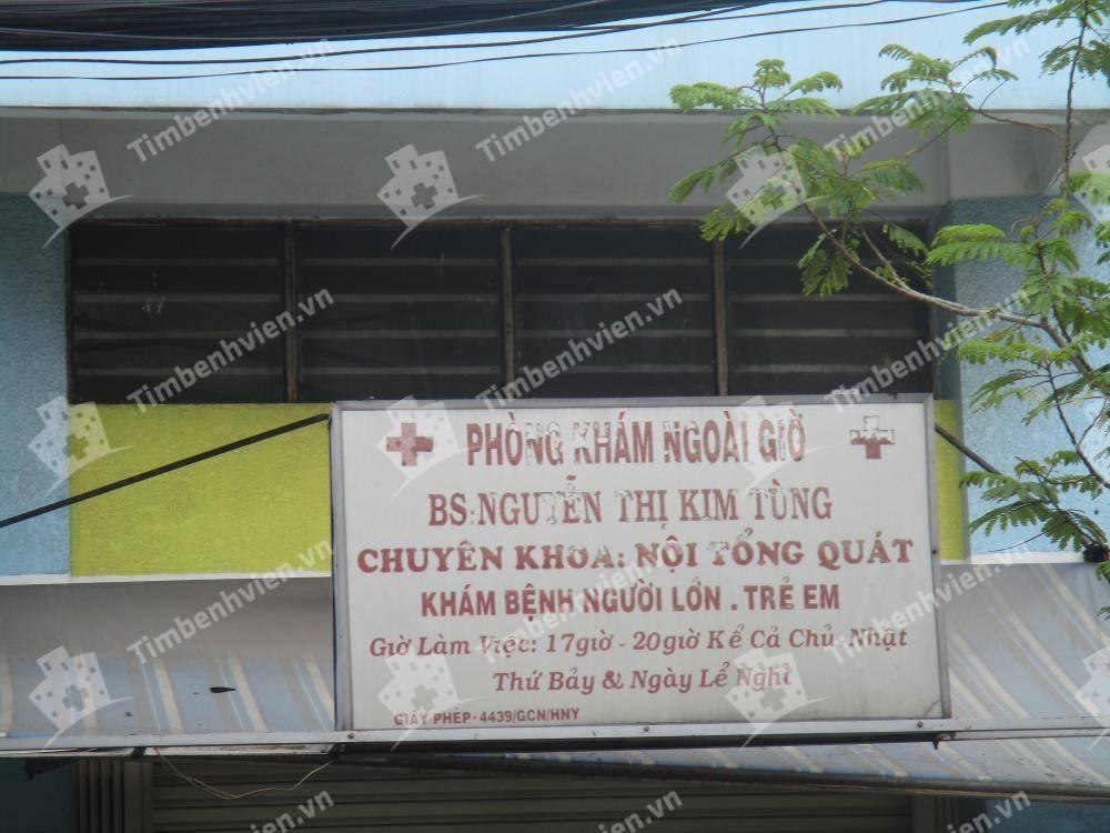 Phòng Khám Chuyên Khoa Nội Tổng Quát - BS. Nguyễn Thị Kim Tùng