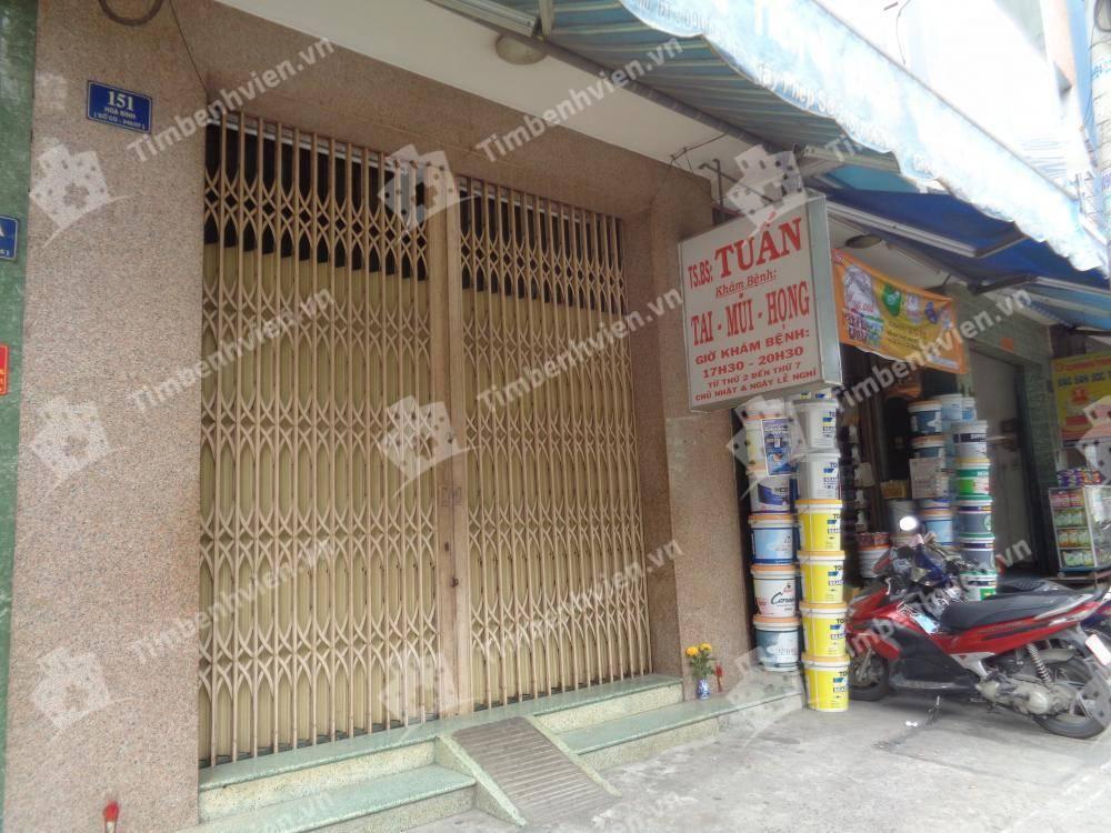 Phòng Khám Chuyên khoa Tai Mũi Họng - BS. Trần Anh Tuấn