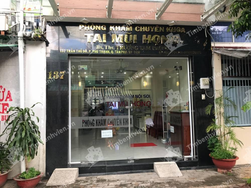 Phòng Khám Nội soi Tai Mũi Họng - BS. Trương Tam Phong