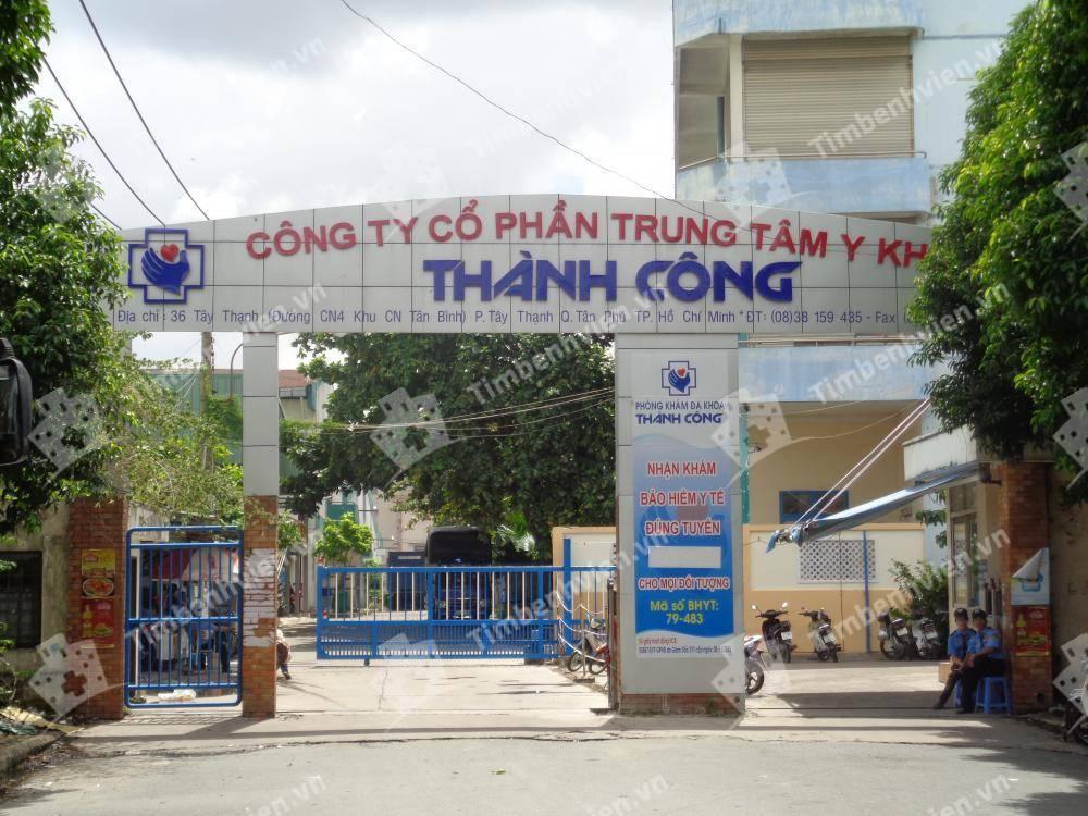 Phòng khám đa khoa Thành Công