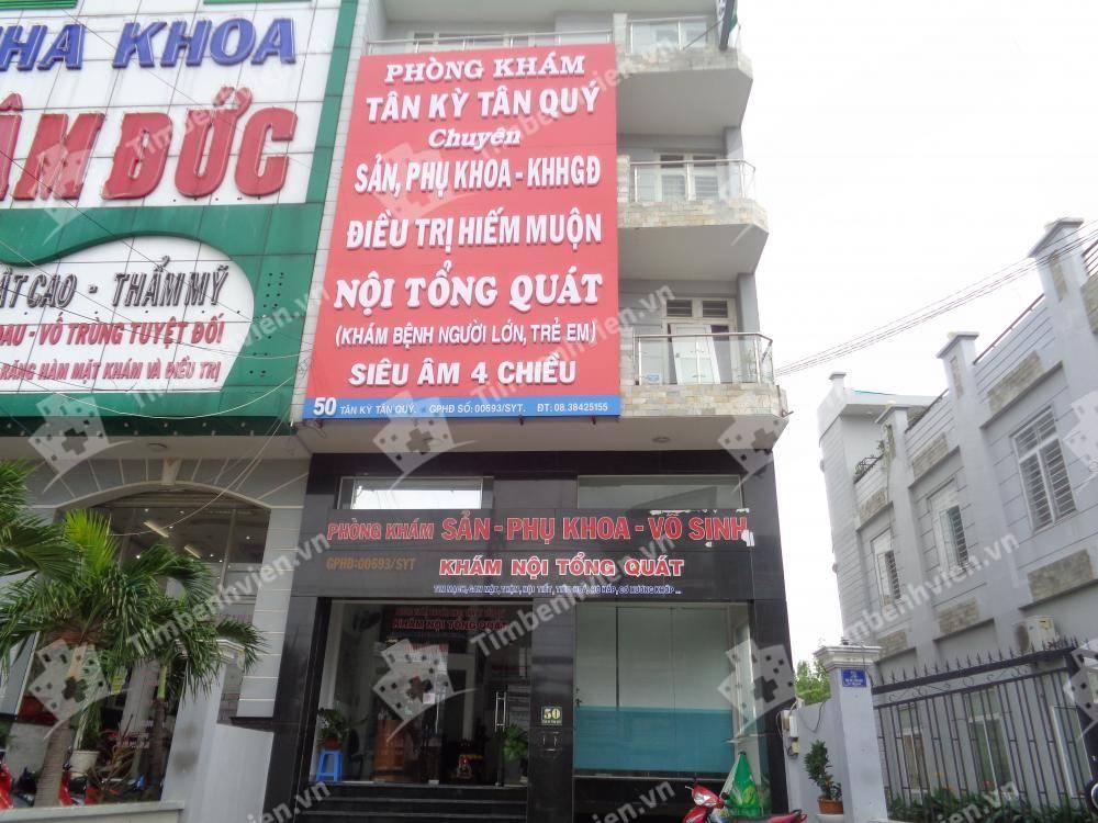 Phòng khám Tân Kỳ Tân Quý