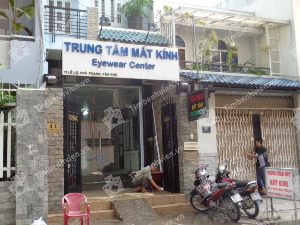 Phòng khám chuyên khoa Mắt