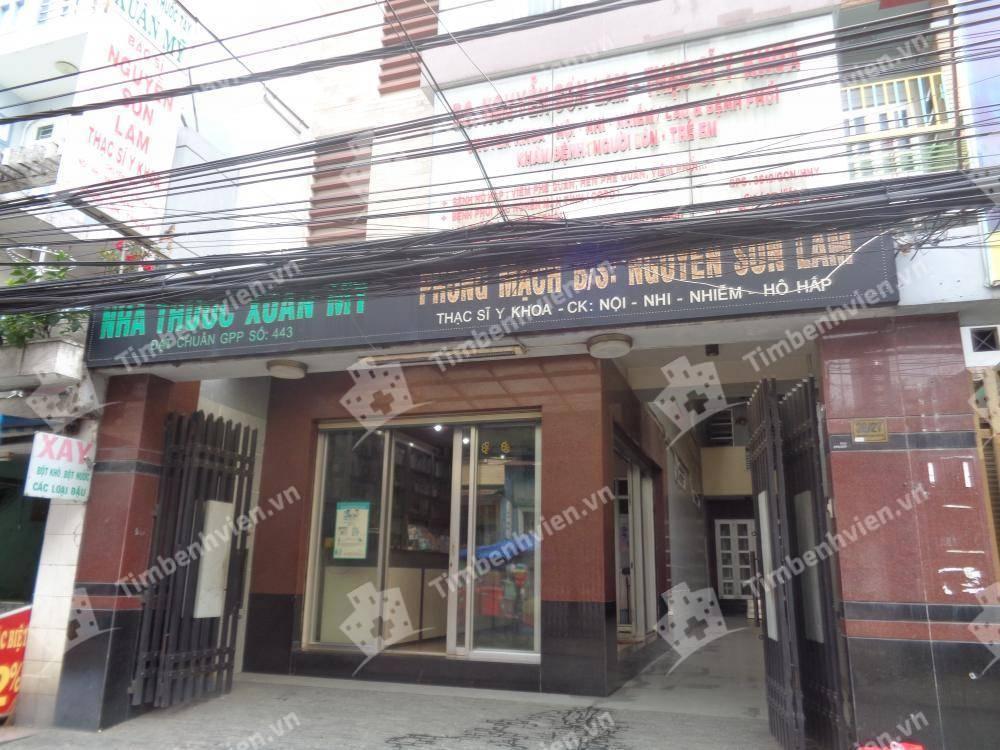 Phòng Khám Chuyên Khoa Lao & Phổi - BS. Nguyễn Sơn Lam