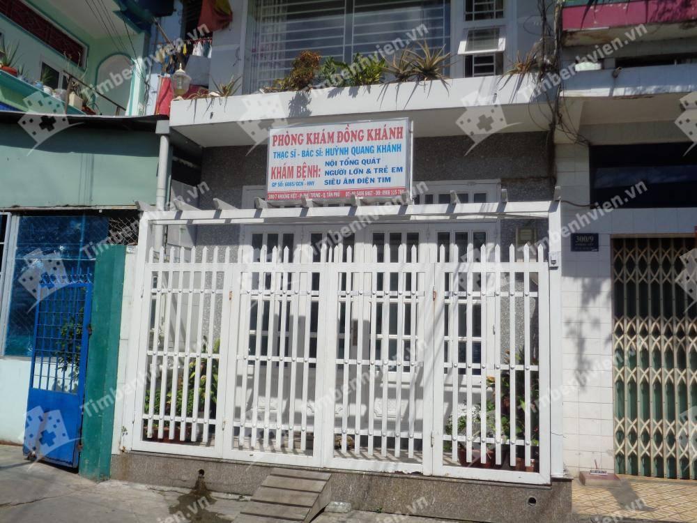 Phòng Khám Chuyên Khoa Nội Tổng Hợp - BS. Huỳnh Quang Khánh