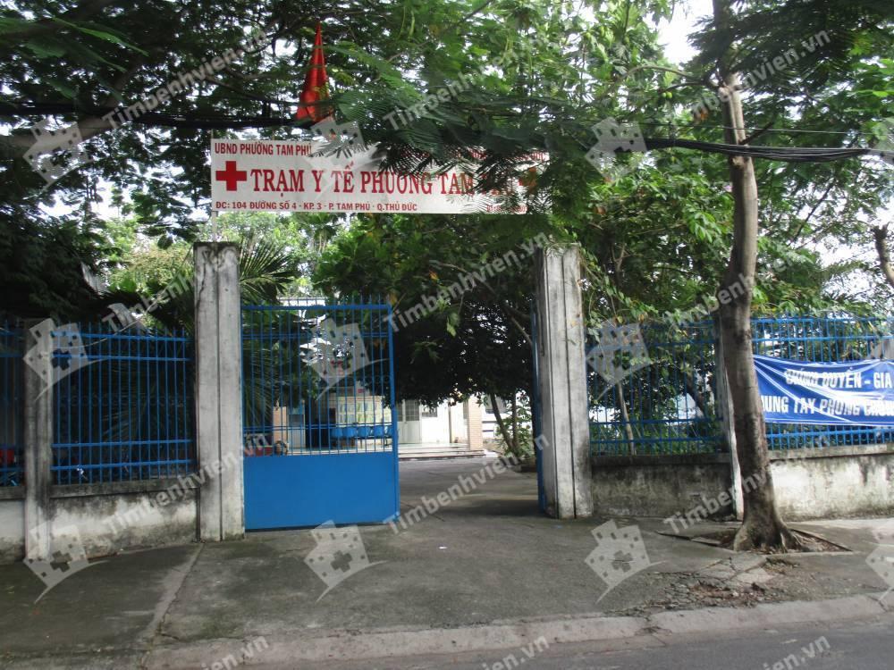 Trạm Y Tế Phường Tam Phú Quận Thủ Đức