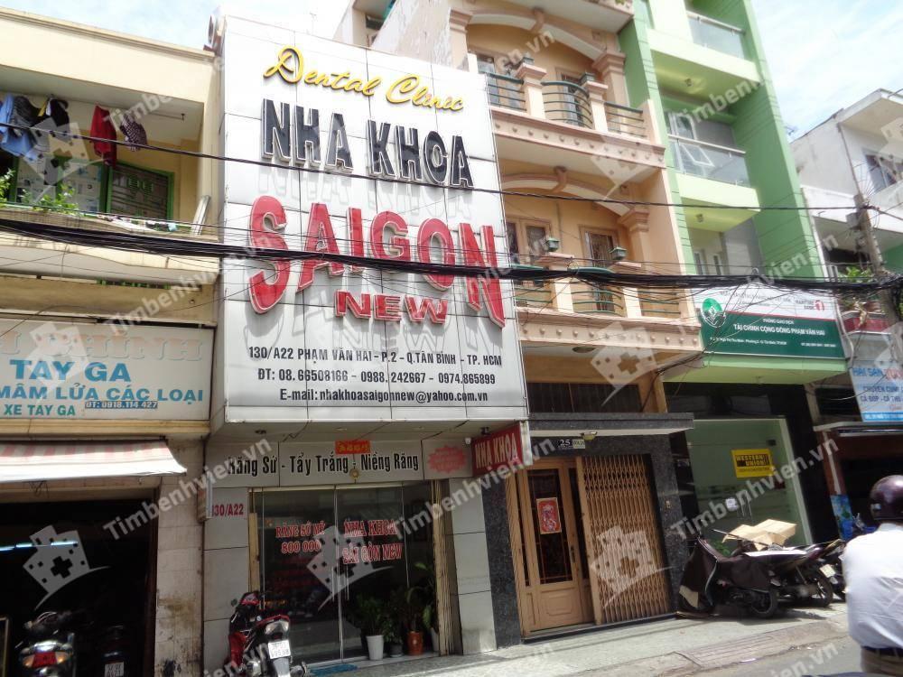 Nha Khoa Sài Gòn New