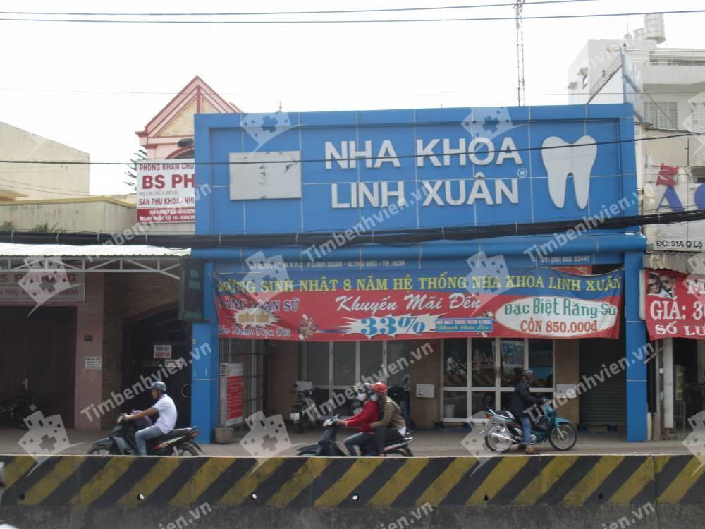 Nha Khoa Linh Xuân