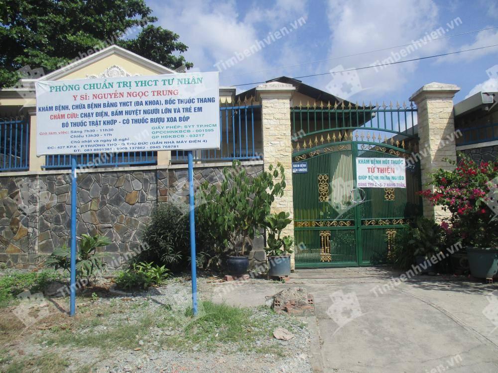 Phòng Chuẩn Trị Đông Y Nguyễn Ngọc Trung
