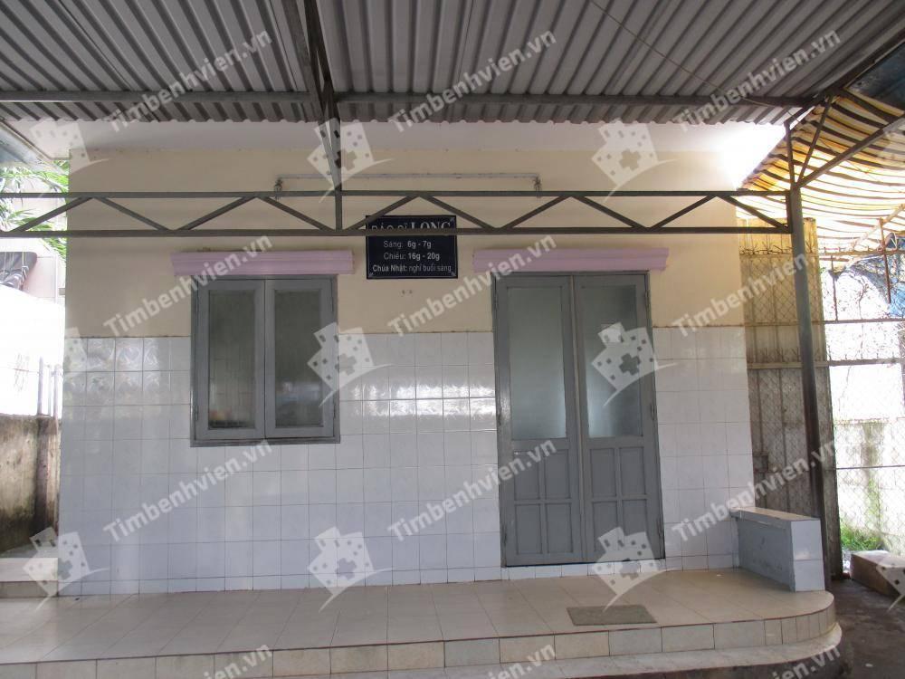 Phòng Khám Chuyên Khoa Nội Nhi - BS. Nguyễn Đức Long