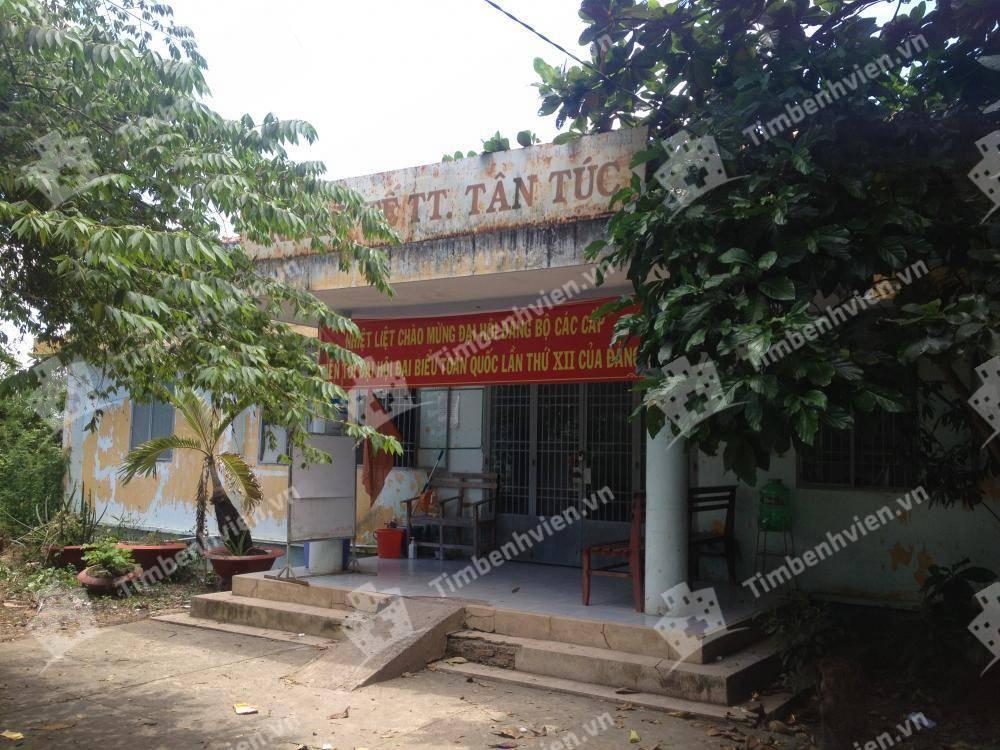 Trạm Y Tế Thị Trấn Tân Túc Huyện Bình Chánh