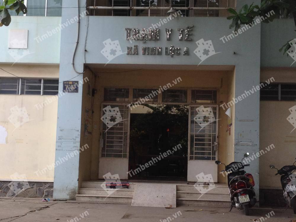Trạm Y Tế Xã Vĩnh Lộc A Huyện Bình Chánh