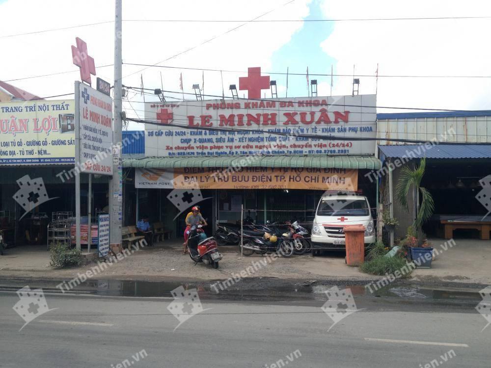 Phòng Khám Đa Khoa Lê Minh Xuân