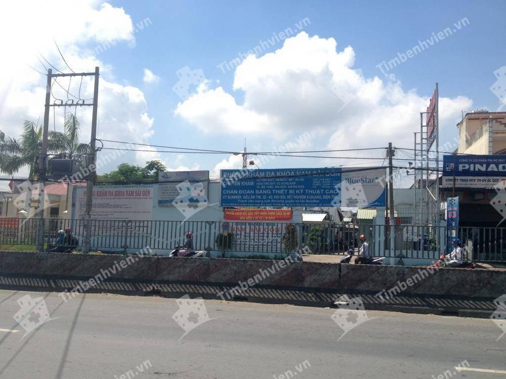 Phòng Khám Đa Khoa Nam Sài Gòn