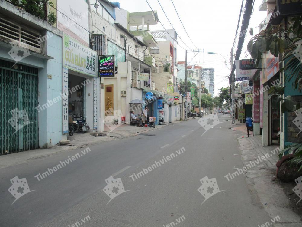 Bệnh viện SAIGON - ITO Phú Nhuận
