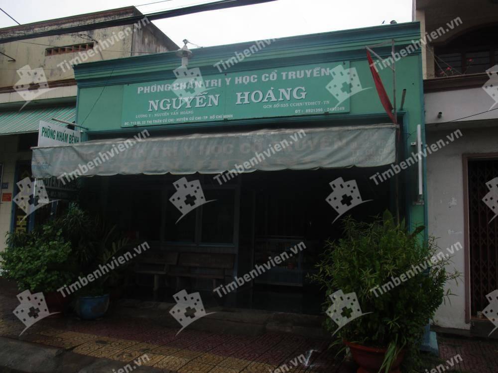 Phòng Chẩn Trị Y Học Cổ Truyền Nguyễn Hoàng