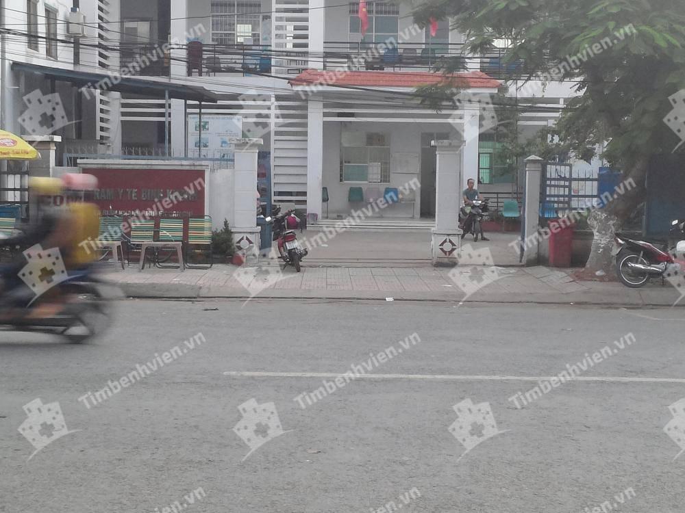 Trạm Y Tế Xã Bình Khánh Huyện Cần Giờ