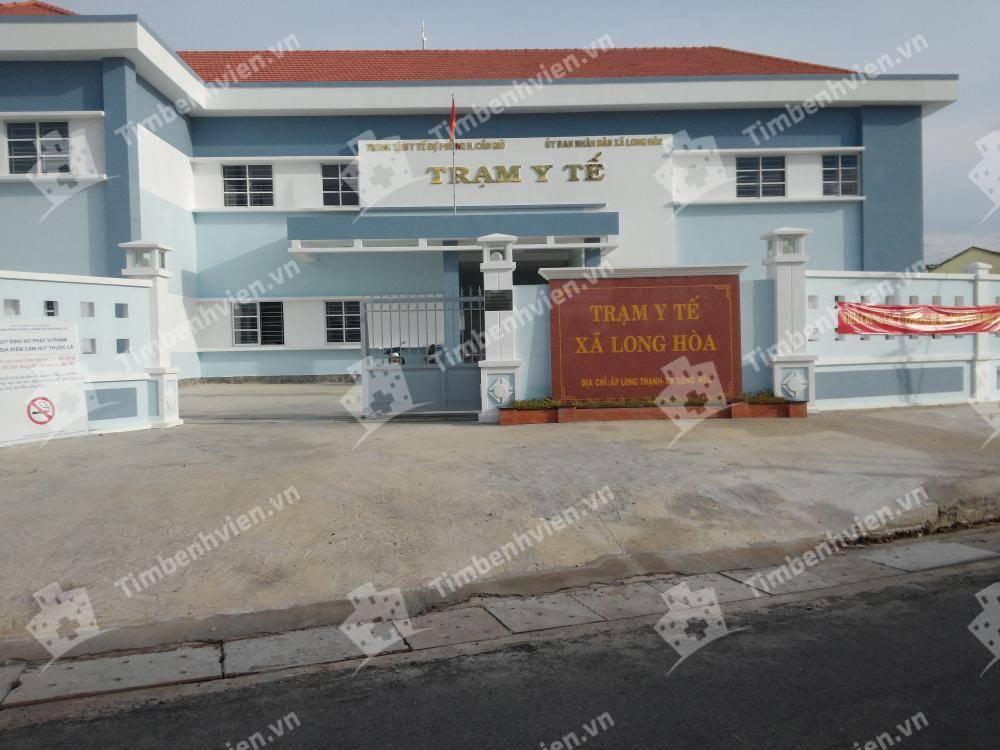 Trạm Y Tế Xã Long Hòa Huyện Cần Giờ