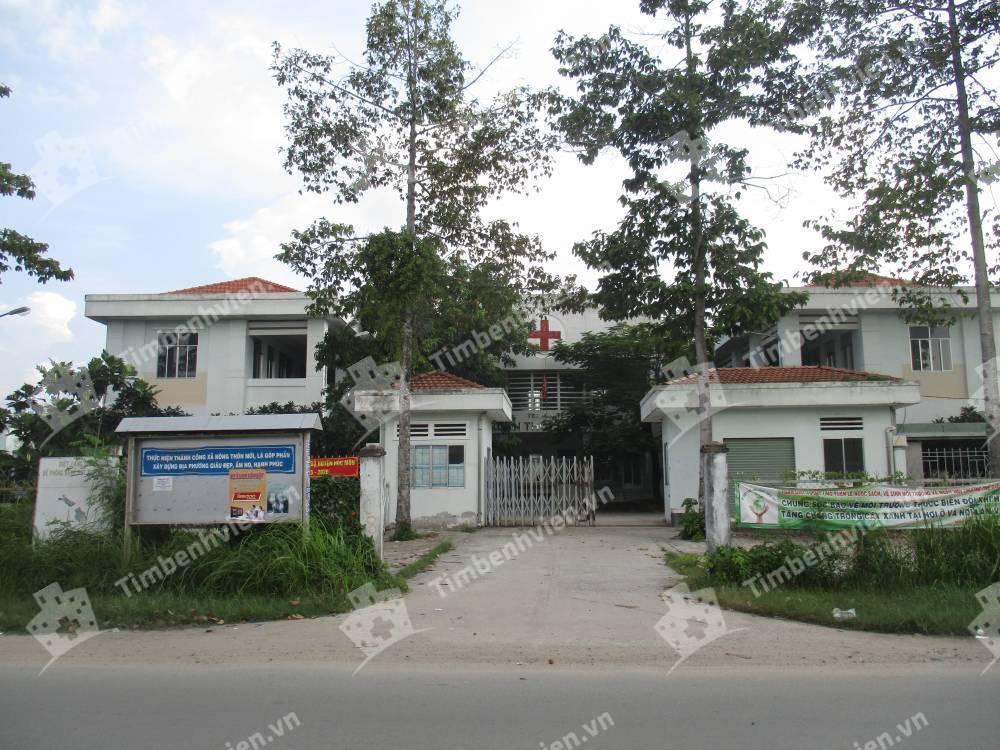 Trạm Y Tế Xã Xuân Thới Thượng Huyện Hóc Môn