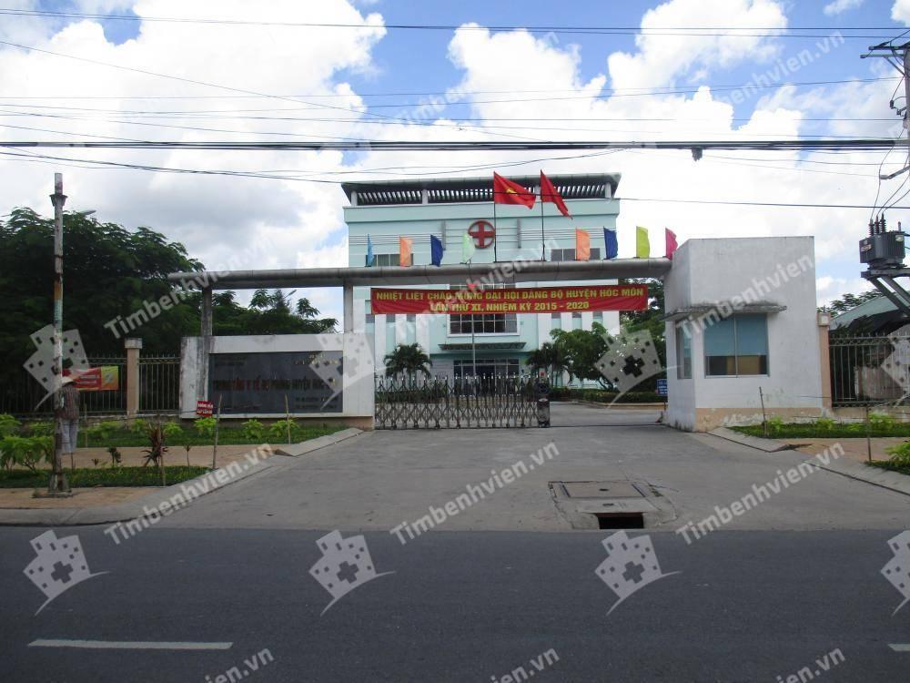 Trung Tâm Y Tế Huyện Hóc Môn
