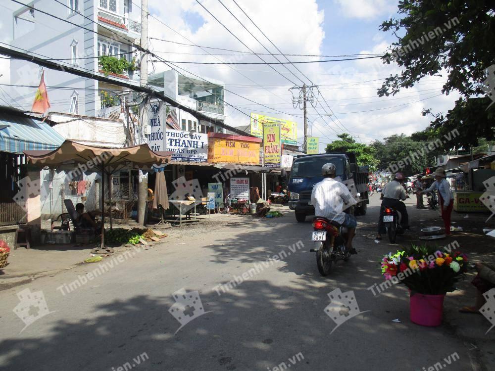 Trạm Y Tế Thới Tam Thôn Huyện Hóc Môn