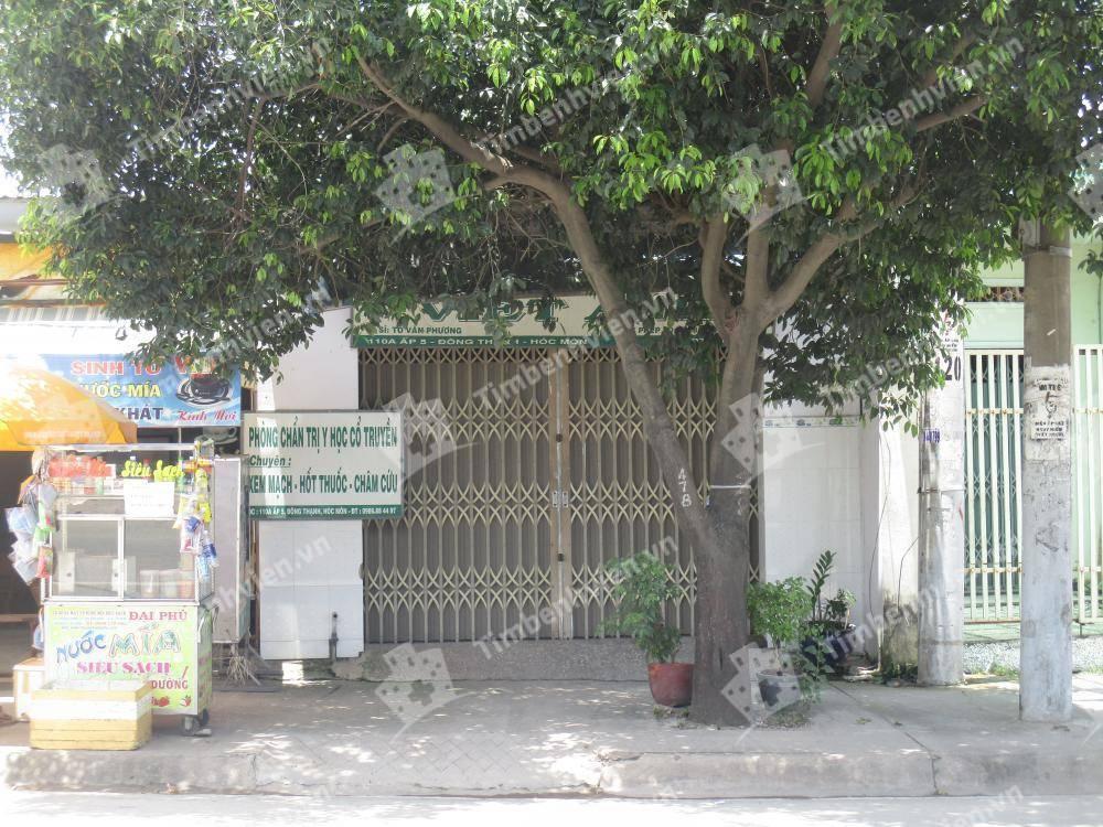 Phòng Chẩn Trị Y Học Cổ Truyền Việt Anh