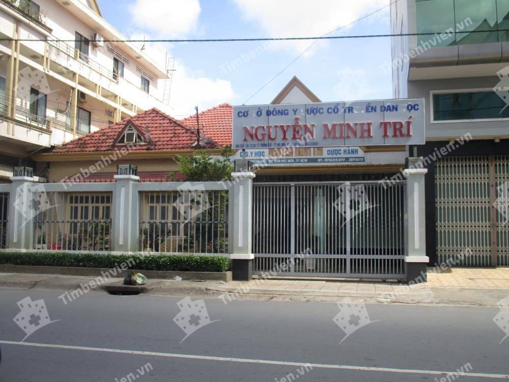 Phòng Khám Y Dược Cổ Truyền Nguyễn Minh Trí
