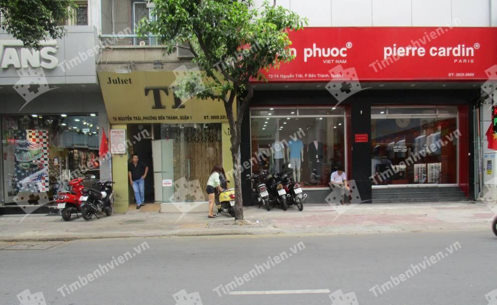 Nha Khoa Nguyễn Văn Hậu - Cổng chính