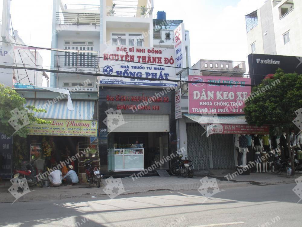 Phòng khám chuyên khoa Nhi - BS. Nguyễn Thành Đô